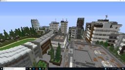 Pattonsburg beta 0.1 Minecraft city map Minecraft Map & Project