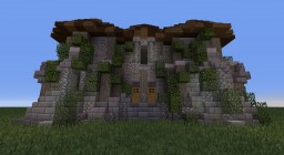 Stone-Worked Dwelling II Minecraft Map & Project