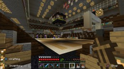 Basketball Arena Minecraft Map & Project
