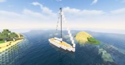 Khamsouk's Sailboat Minecraft Map & Project