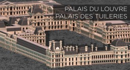 PALAIS DU LOUVRE  x  PALAIS DES TUILERIES Minecraft Map & Project