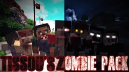 Tissou's Zombie Pack [OPTIFINE] [Halloween] [1.7X - 1.13] Minecraft Texture Pack