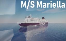 M/S Mariella Minecraft Map & Project