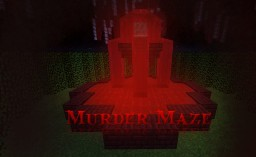 Murder Maze Minecraft Map & Project