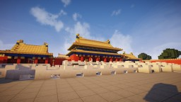 The Chinese Ancestral Tomb Minecraft Map & Project