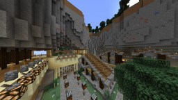 North Gate Square Minecraft Map & Project