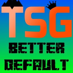 TSG textures- BETTER DEFAULT Minecraft Texture Pack