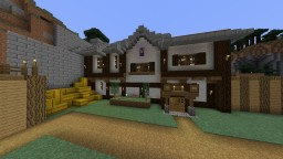 Shepherd's House Minecraft Map & Project