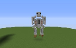 Robot Minecraft Map & Project