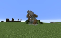Medieval Well - Small Minecraft Map & Project