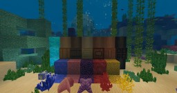 Zedercraft HD [256p] for Windows 10 Edition/Bedrock edition Version 1.7.1 Minecraft Texture Pack