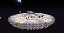 Mozzie's Star Trek Ships Remastered For 1.12 Minecraft Map & Project