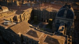 Palais du Louvre - Assassin's Creed Unity Minecraft Map & Project