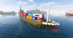 Tetsuun Maru No. 1 Minecraft