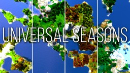 Universal Seasons (1.8 - 1.13) Minecraft Texture Pack
