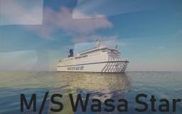M/S Wasa Star Minecraft