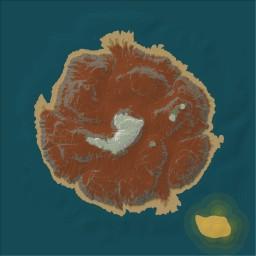 2KM Comeback Island Minecraft Map & Project