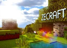 🔵 --==ZeCraft==-- by DelTaz {x16} [1.8] [1.9] [1.10] (WIP) 🔵 Minecraft Texture Pack