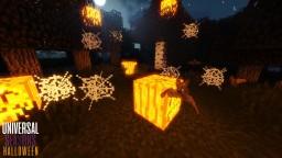 Universal Seasons | Halloween Special (1.8 - 1.13) Minecraft Texture Pack