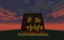 Lanterns Aloft! Minecraft Map & Project
