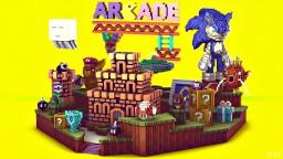 Arcade World 2017 Minecraft Map & Project