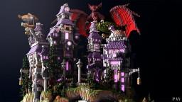 Ukus (Halloween project) Minecraft Map & Project