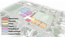 CWU Washington Junior High School Minecraft Map & Project