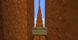 Towards the Sky Minecraft Map & Project