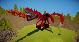 Dragon build Minecraft Map & Project