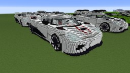 Koenigsegg Agera R Minecraft