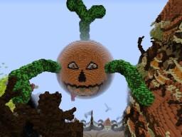 Hallow Town Minecraft