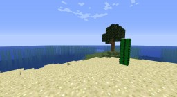 Surivival Island Ocianic Minecraft Map & Project
