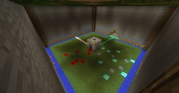 Gameshark's PvP arena Minecraft Map & Project