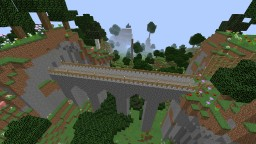 New Viaduct Build Minecraft Map & Project