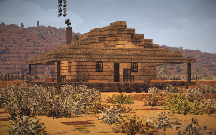 Popular Project : Australian Homestead - #WeAreConquest