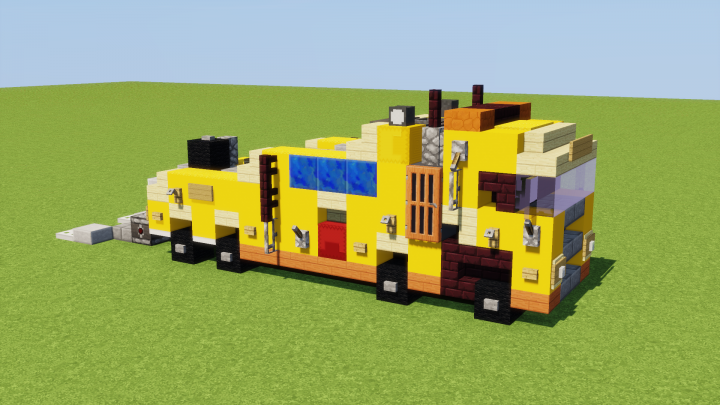 Popular Project : Heavy Tow Truck