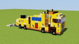 Heavy Tow Truck Minecraft Map & Project
