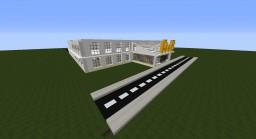 Antolovi Airport Minecraft Map & Project