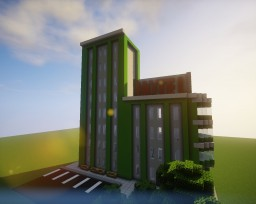 Minecraft Hotel 1.12.2 Minecraft Map & Project