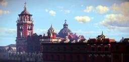 Basílica Menor y Convento de San Agustin, Lima, Peru Minecraft Map & Project