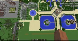 imperial city started Minecraft Map & Project