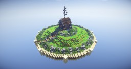 Small Medieval Farm (ROL) Minecraft Map & Project
