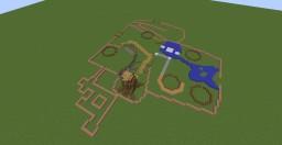 Zelda OoT WIP Minecraft Map & Project