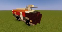 Rosenbauer Panther Airport Fire Truck Minecraft Map & Project