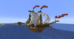 The Forlorn — Carrack Minecraft Map & Project