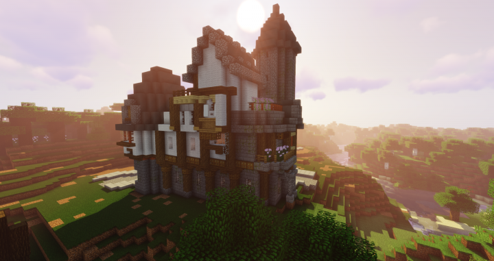 Popular Project : WhitePythagos's House #1