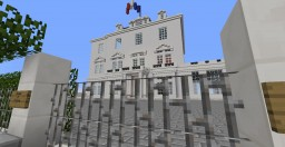 Residence of France-Résidence de France Minecraft Map & Project