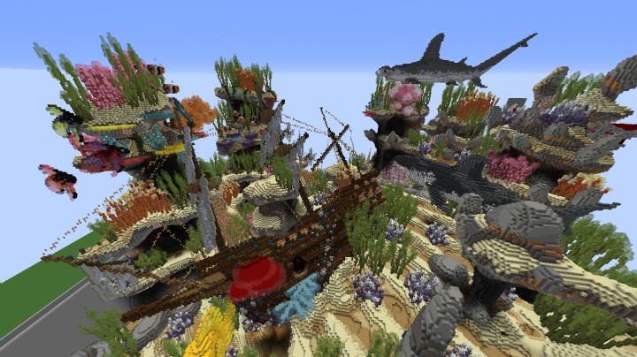 Popular Project : Shipwreck