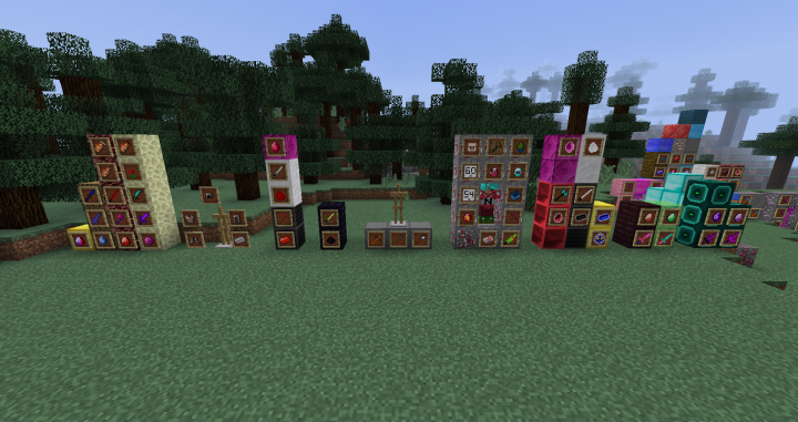 Misc Sets - Mianite, Invisible, Enchanted, Void, Mining, YouTuber, Infused, Magma, Slime, Ender