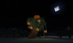 The Pumpkin Tree Minecraft Map & Project